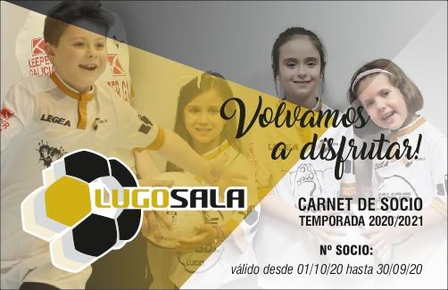 CAMPAÑA SOCIOS TEMPORADA 20/21